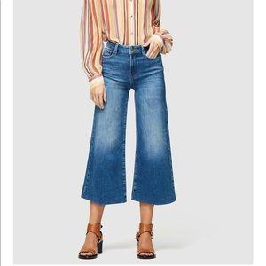 Frame vintage cropped jeans